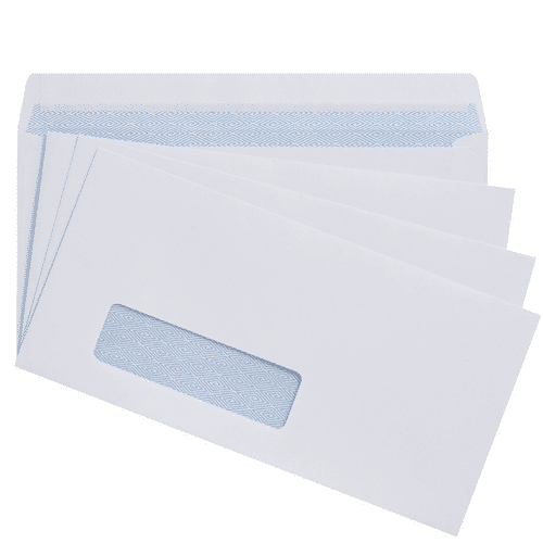 DL Envelopes with Window