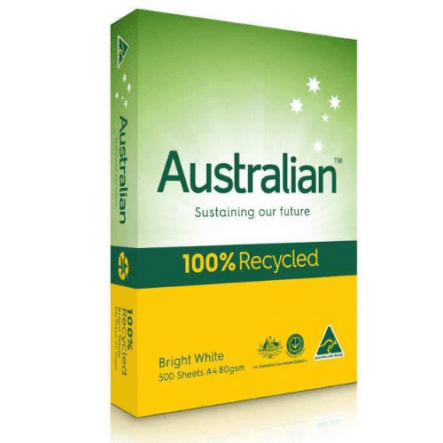 Australian Paper A4 Copy Paper A4 Printer Paper