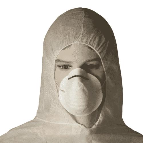 dust mask, face mask, safety mask, OH&S mask