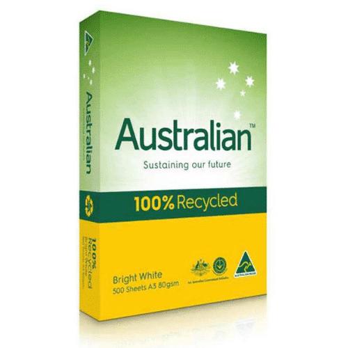 Australian Paper A3 Copy Paper A3 Printer Paper