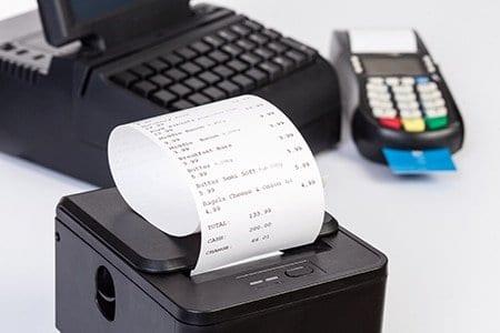 Cash Register Rolls