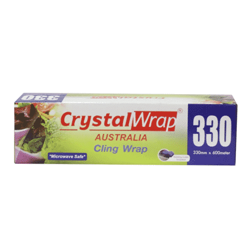 CyrstalWrap Catering Film Cling Wrap