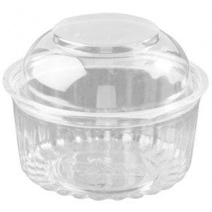 dome packaging, food packaging, salad packaging, take away container, wholesale food packaging, takeaway dome container, takeaway bowl with lid, clear bowl with lid