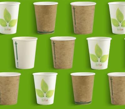 BioPak Hot Cups