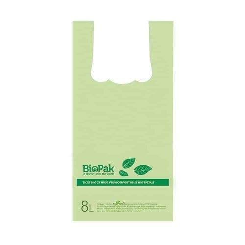 Bioplastic Shopping Bags 8L