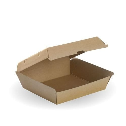 BioBoard takeaway boxes