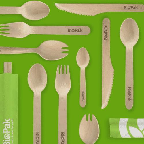 BioCutlery – FSC® 100% wood cutlery