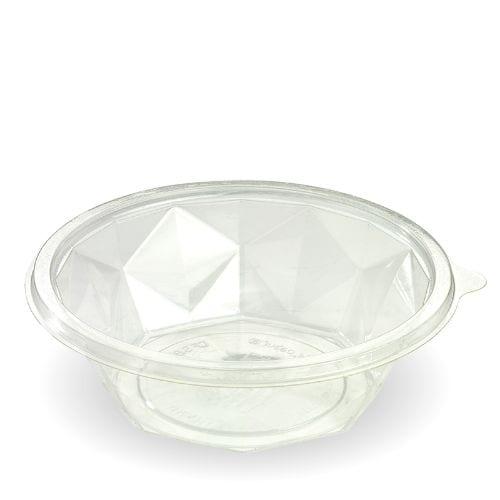 24OZ CLEAR SALAD BIOBOWL