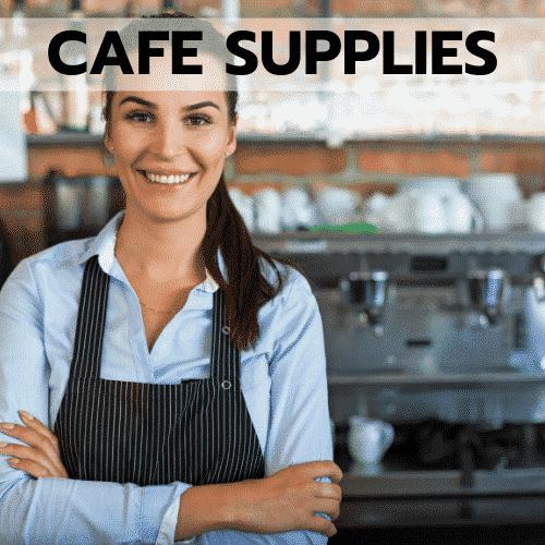 CAFE SUPPLIES