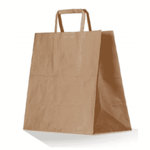 Paper Carry Bag - 360x320x180