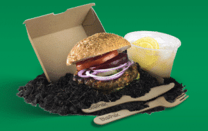 home compostable food packaging
