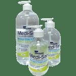 Medi-San antibacterial hand sanitiser hospital quality