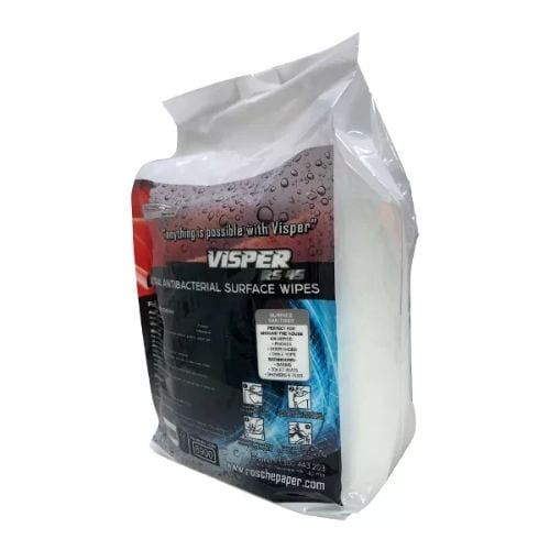 Visper Antibacterial Wipes Surface wipes