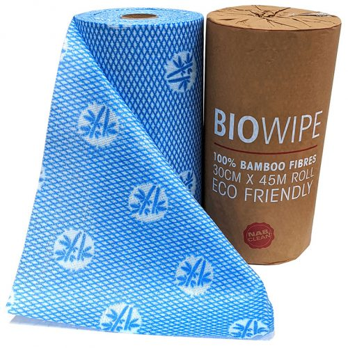 Bamboo Wipes by NAB Clean